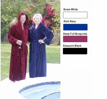 Premium Robe in 5 sizes for a perfect fit