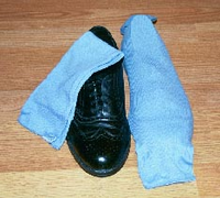 Mens Cotton Shoe Covers