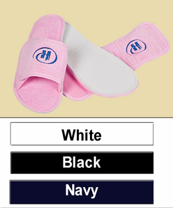 Terry Velour Slippers