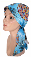 New! South Seas Rhapsody Chemo Fashion Scarf