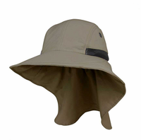 Sun Boonie Hat with back flap 50+UV protection