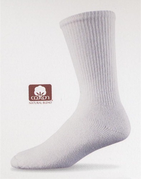 Wigwam King Cotton Cushioned Sock In 95 Cotton Shoe Sizes