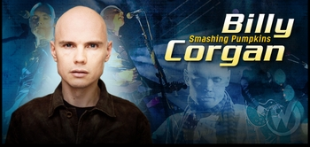 2-TIME GRAMMY AWARD WINNER Billy Corgan, <i>Smashing Pumpkins</i>, Coming to Chicago Comic Con!