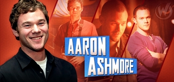 Aaron Ashmore, <i>Jimmy Olsen</i>, �Smallville,� Joins the Wizard World Comic Con Tour!