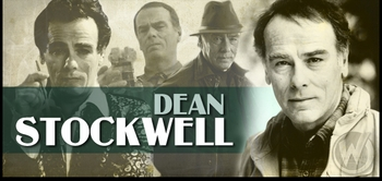 ACADEMY AWARD NOMINEE Dean Stockwell, <i>Admiral Al Calavicci</i> from �Quantum Leap,� Joins the Wizard World Comic Con Tour!