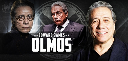 <b>ACADEMY AWARD NOMINEE</b> Edward James Olmos, <i>Robert Gonzales</i>, �MARVEL�s Agents of S.H.I.E.L.D.,� Coming to New Orleans!