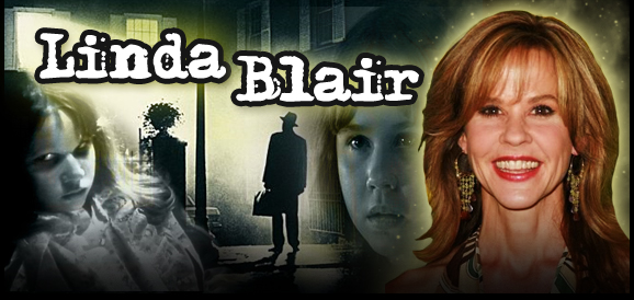 ACADEMY AWARD NOMINEE Linda Blair, �<i>Regan</i>�, THE EXORCIST, Coming to Richmond!