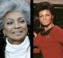 ACTING LEGEND NICHELLE NICHOLS GREETING FANS AND SIGNING AUTOGRAPHS AT ANAHEIM COMIC CON