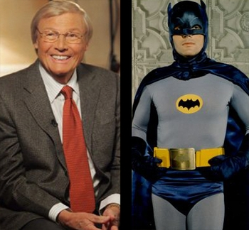 ADAM WEST Q&A PANEL