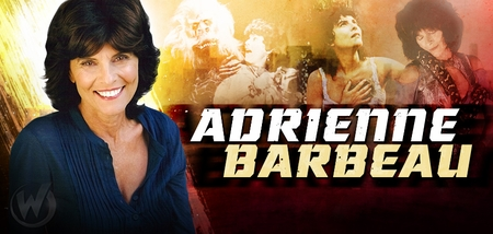 Adrienne Barbeau, CREEPSHOW, Coming to Chicago & San Jose!