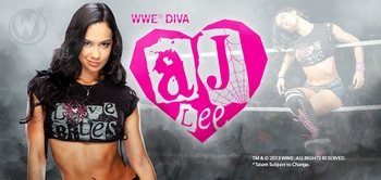 AJ Lee�, <i>WWE� Diva</i>, Coming to New Orleans Comic Con!