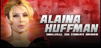 Alaina Huffman, <i>Dinah Lance/Black Canary</i>, �Smallville,� Joins the Wizard World Comic Con Tour!