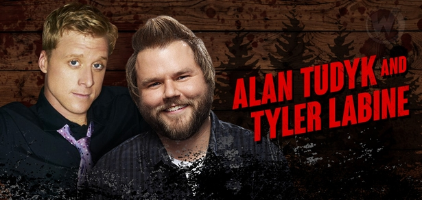 Alan Tudyk & Tyler Labine, TUCKER & DALE VS. EVIL, Coming to Bruce Campbell�s Horror Fest!