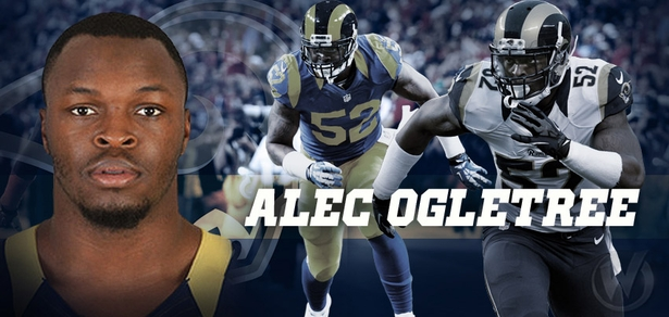 Alec Ogletree, <i>St. Louis Rams</i>, Coming to St. Louis!