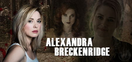 Alexandra Breckenridge, <i>Jessie Anderson</i>, �The Walking Dead,� Coming to Tulsa!