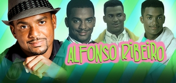 Alfonso Ribeiro, <i>Carlton Banks,</i> �The Fresh Prince of Bel-Air,� Coming to Sacramento!