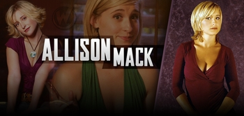 Allison Mack, <i>Chloe Sullivan</i>, �Smallville,� Coming to St. Louis Comic Con!
