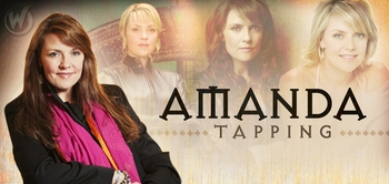 Amanda Tapping, <i>Dr. Helen Magnus</i>, �Sanctuary,� Coming to Portland Comic Con!