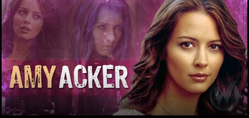 Amy Acker, <i>Illyria/Winifred �Fred� Burkle</i>, from �Angel� Joins the Wizard World Comic Con Tour!