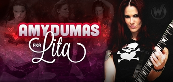 Amy Dumas, <i>Former WWE Superstar Lita</i>, Joins the Wizard World Comic Con Tour!