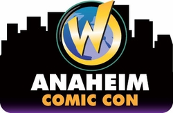 ANAHEIM COMIC CON IN THE PRESS
