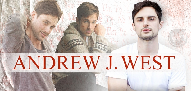 Andrew J. West, <i>Gareth</i>, �The Walking Dead,� Joins the Wizard World Comic Con Tour!