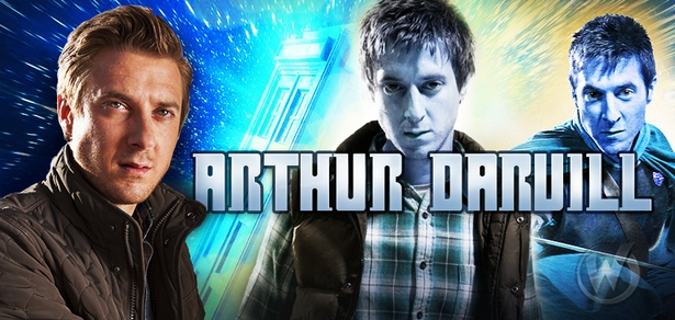 Arthur Darvill, <i>Rory Williams</i>, �Dr. Who,� Coming to Portland!