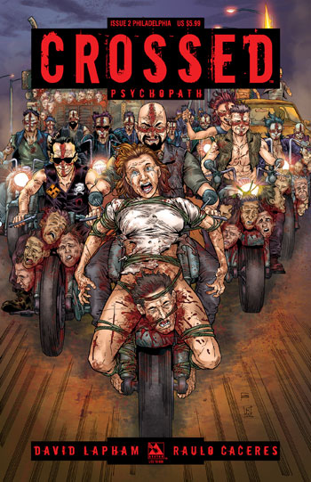 Avatar Press Offers VIP Sets & Mike Wolfer Appearance @ Philadelphia Comic Con