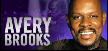 Avery Brooks, <i>Captain Sisko</i> from �Star Trek: Deep Space Nine,� Joins the Wizard World Comic Con Tour!