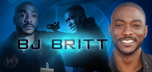 B.J. Britt, <i>Antoine Triplett</i>, �Agents of S.H.I.E.L.D. ,� Coming to St. Louis!
