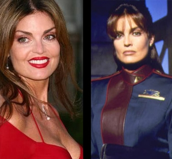 BABYLON 5 ACTRESS TRACY SCOGGINS OPENS THE JUMPGATE TO THE ANAHEIM COMIC CON!