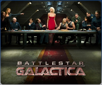 Battlestar Galactica Cocktail Party featuring Aaron Douglas, Kate Vernon, Michael Trucco and Rekha Sharma @ Chicago Comic Con