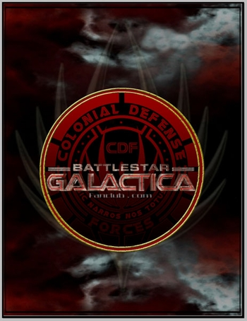 Battlestar Galactica <br>Fan Club