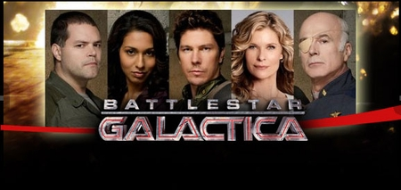 BATTLESTAR GALACTICA'S FINAL FIVE CYLONS MAKE THEIR FIRST JOINT APPEARANCE