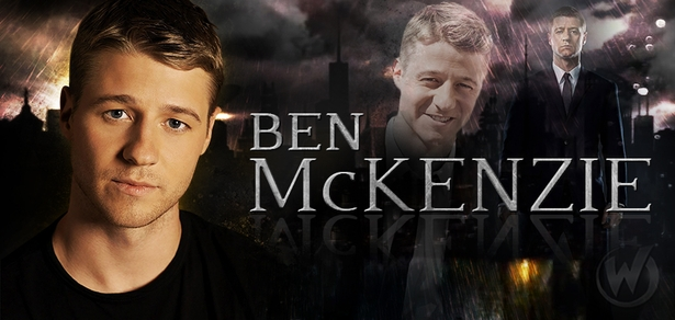Ben McKenzie, <i>James Gordon</i>, �Gotham,� Coming to New Orleans!