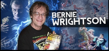 Bernie Wrightson, <i>EISNER AWARD WINNER</i>, Coming to Austin Comic Con!