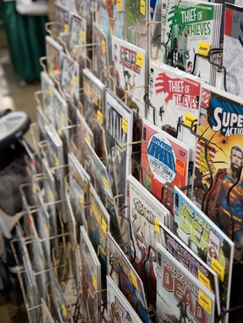 �Dave & Adam�s Buying, Selling @ Wizard World!