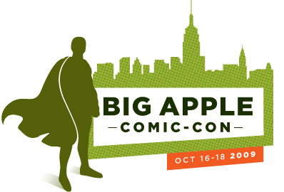 BIG APPLE COMIC-CON TICKETS ARE ON SALE NOW
