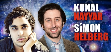 BIG BANG THEORY � Simon Helberg & Kunal Nayyar DUAL VIP Experience @ Chicago Comic Con 2014