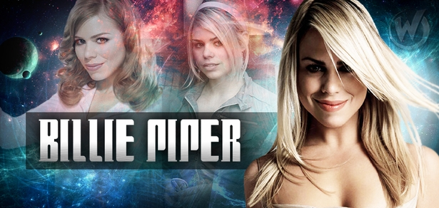 Billie Piper, <i>Rose Tyler</i>, �Doctor Who,� Coming to