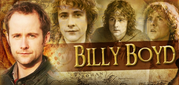 Billy Boyd, <i>Peregrin �Pippin� Took</i> THE LORD OF THE RINGS TRILOGY, Coming to Cleveland Comic Con!