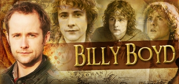 Billy Boyd, <i>Peregrin �Pippin� Took</i> THE LORD OF THE RINGS TRILOGY, Coming to Louisville Comic Con!