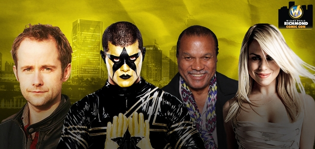 Billy Dee Williams, Billy Boyd, Sean Astin, WWE� Superstar Stardust�, Diva Paige� Among Top Celebrities Scheduled To Attend Wizard World Comic Con Richmond, July 31-August 2