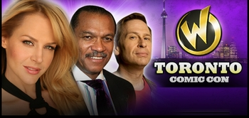 Billy Dee Williams, Julie Benz, Aaron Douglas, Peter Mayhew, Jeremy Bulloch, Ray Park, Scott Thompson Among Toronto Comic Con Headliners Beginning Today!