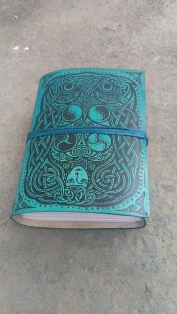 <i>Blue</i> Chicago Comic Con Exclusive Journal by Poetic Earth