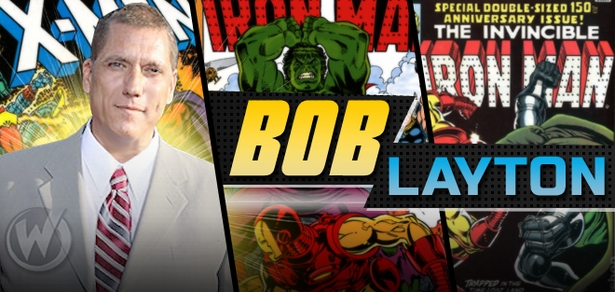 Bob Layton, <i>Iron Man</i>, Joins the Wizard World Comic Con Tour!