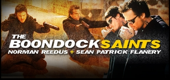 Boondock Saints VIP Experience @ Austin Comic Con 2013 SOLD OUT!