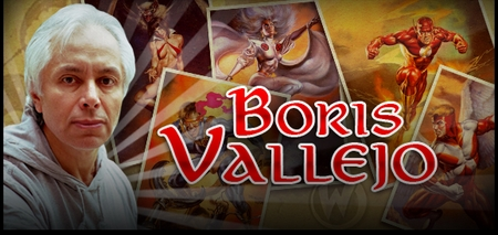 Boris Vallejo, <i>Award-Winning Fantasy Illustrator</i>, Makes a Rare Appearance @ Philadelphia Comic Con!