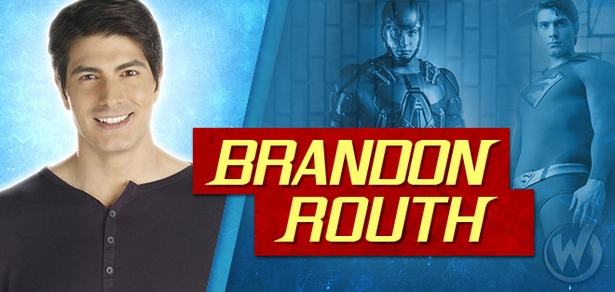 Brandon Routh, <i>Ray Palmer/The Atom</i>, �Arrow� & �The Flash,� and <i>Clark Kent/Superman</i> from SUPERMAN RETURNS, Coming to Des Moines!