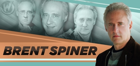 Brent Spiner, <i>Data</i>, �Star Trek: TNG,� Coming to Columbus, Austin, & Reno!